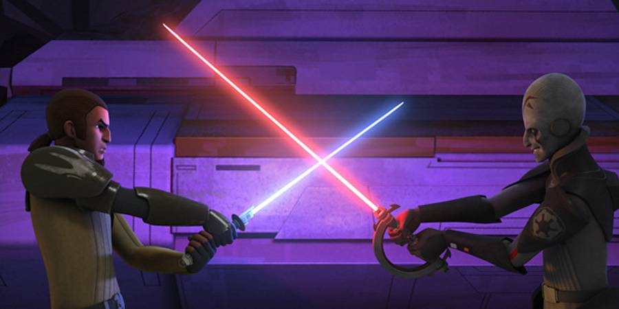 "STAR WARS REBELS ""Gathering Forces"""