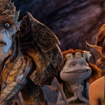 """Strange Magic,"" A New Animated Film From Lucasfilm!"