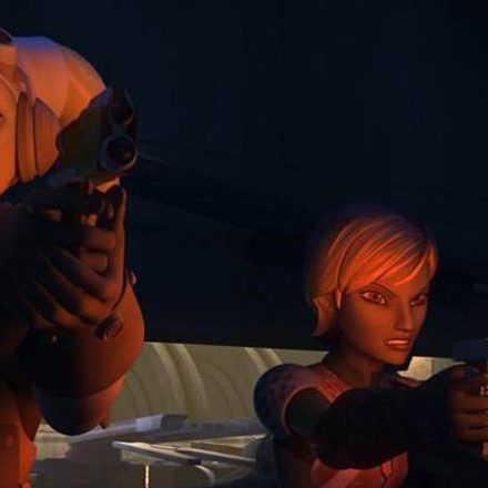 "STAR WARS REBELS: ""Out of Darkness"""