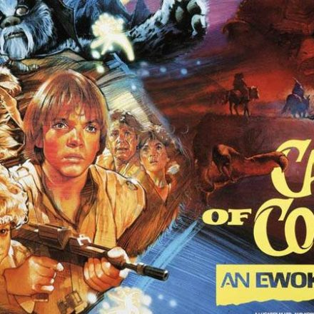 Happy 30th birthday to the Ewok Adventure!