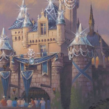 Three New Spectaculars for Disneyland's 60th