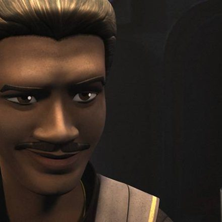 What Have We Here? Lando Calrissian in new Star Wars Rebels episode!