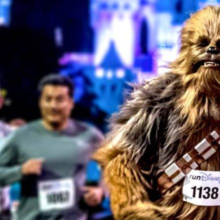 Inaugural Star Wars Half Marathon Weekend at Disneyland Resort