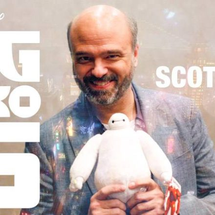 Interview with Big Hero 6 voice actor Scott Adsit