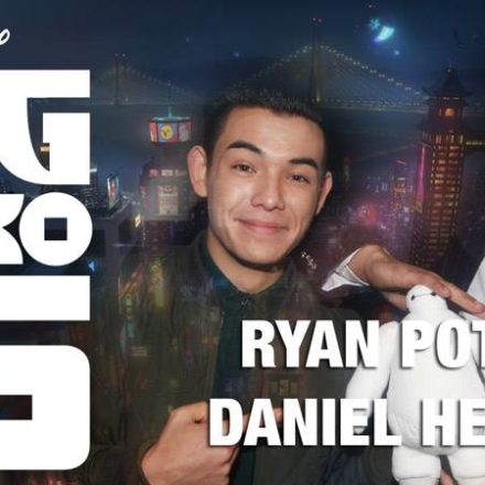 Big Hero 6: conversation with Ryan Potter and Daniel Henney