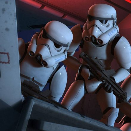Star Wars Rebels #12: Call to Action!
