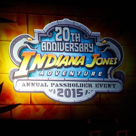 Indiana Jones 20 Years of Adventure Recap