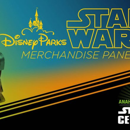 Disney Parks & SW Merch Panel
