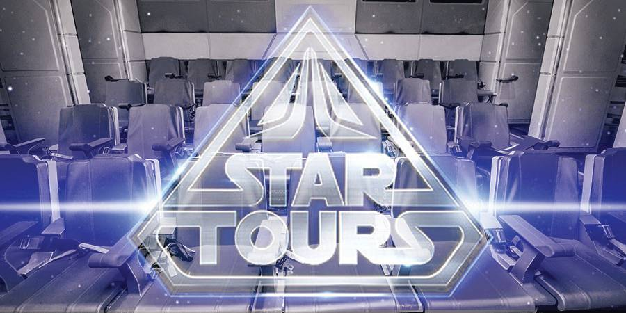 Star Tours buzz in Paris