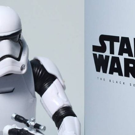 SDCC15: Hasbro's First Order Stormtrooper – First look!