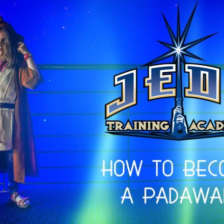 Exclusive look at how to become a Padawan