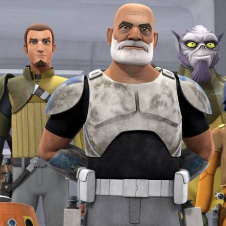 STAR WARS REBELS Returns Oct 14!