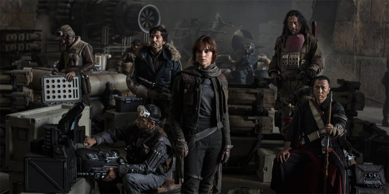 Rogue One Cast revealed