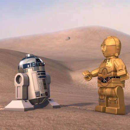 LEGO Star Wars: Droid Tales – Mission to Mos Eisley