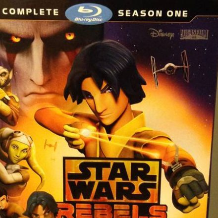 Star Wars Rebels: Complete Season One