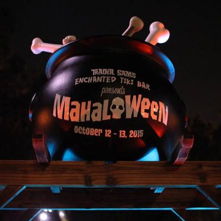 Trader Sam's presents MAHALOWEEN II