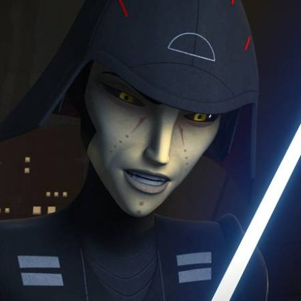 "STAR WARS REBELS ""Always Two There Are"""