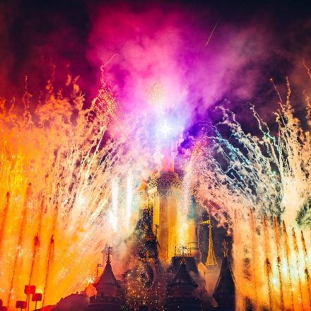 Enchanted Christmas at Disneyland Paris
