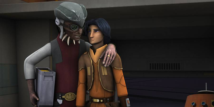 "STAR WARS REBELS ""Brothers of the Broken Horn"""