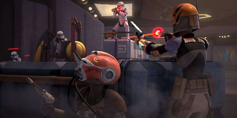 """Blood Sisters"" – The next episode of Star Wars Rebels!"