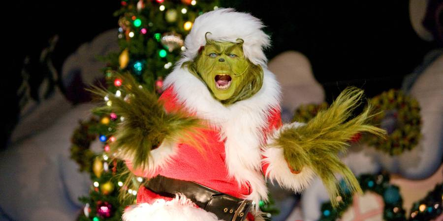 Universal Studios Hollywood Cel-Who-Brates Grinchmas