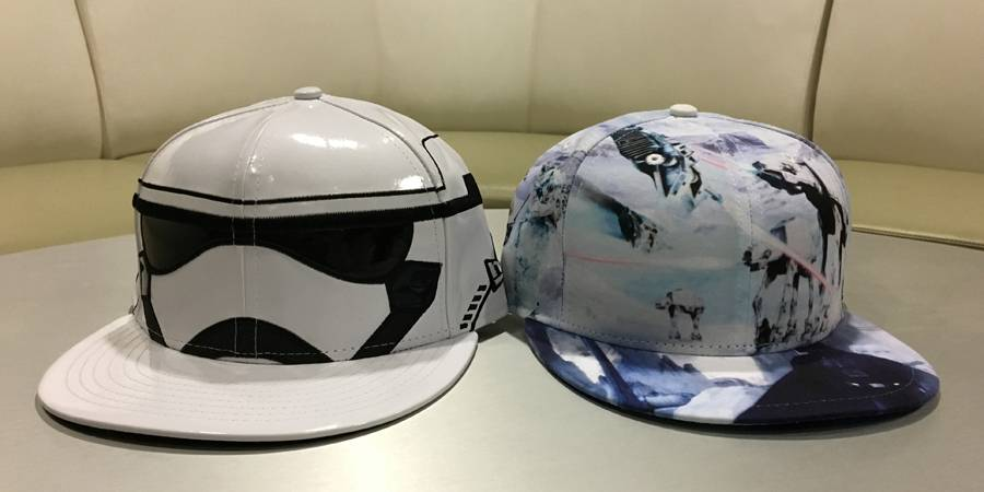 New Era Star Wars Caps Have Arrived