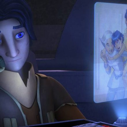 "STAR WARS REBELS ""Legacy"""