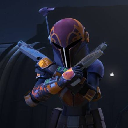 "Star Wars Rebels ""The Protector of Concord Dawn"""
