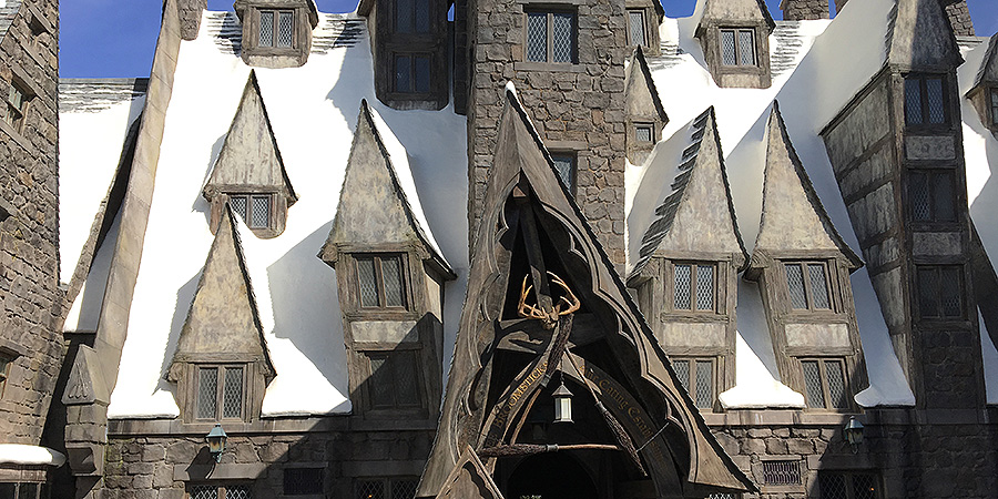The Wizarding Food of Harry Potter Hollywood
