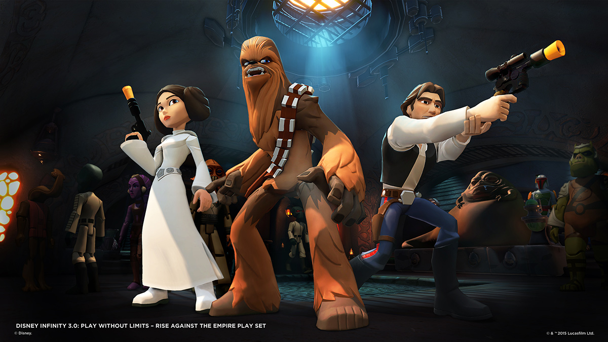 Disney Infinity Stopping Short of Beyond