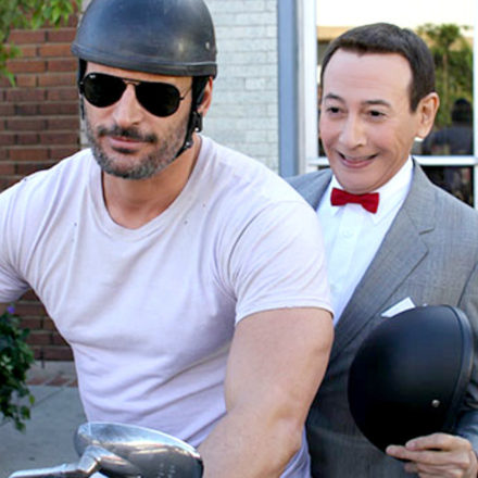 Pee-wee's Big Holiday trailer hits