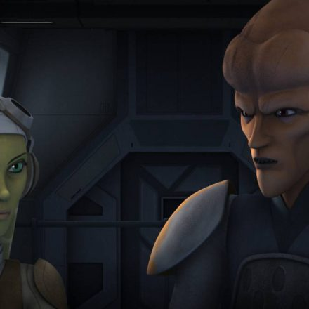 "STAR WARS REBELS ""Homecoming"""
