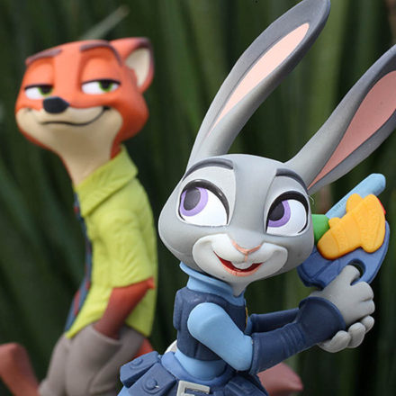 Zootopia Disney Infinity 3.0 Are the Cutest