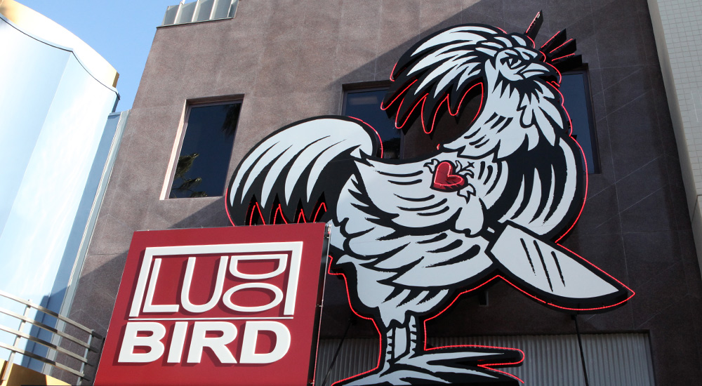 Universal Studios Hollywood: LudoBird Grand Opens