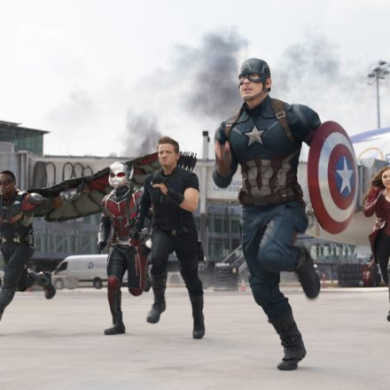 Review: Captain America: Civil War