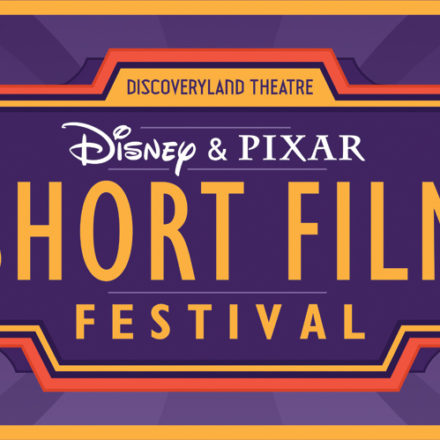 Disney & Pixar Short Film Festival at Disneyland Paris