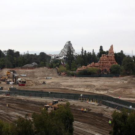 Disneyland Update: Star Wars Land / Turtle Talk