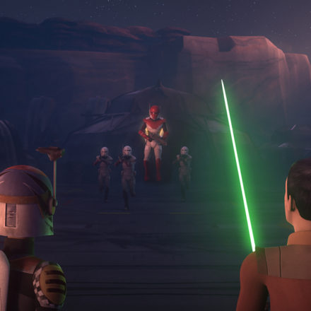 "STAR WARS REBELS: ""Imperial Super Commandos"""