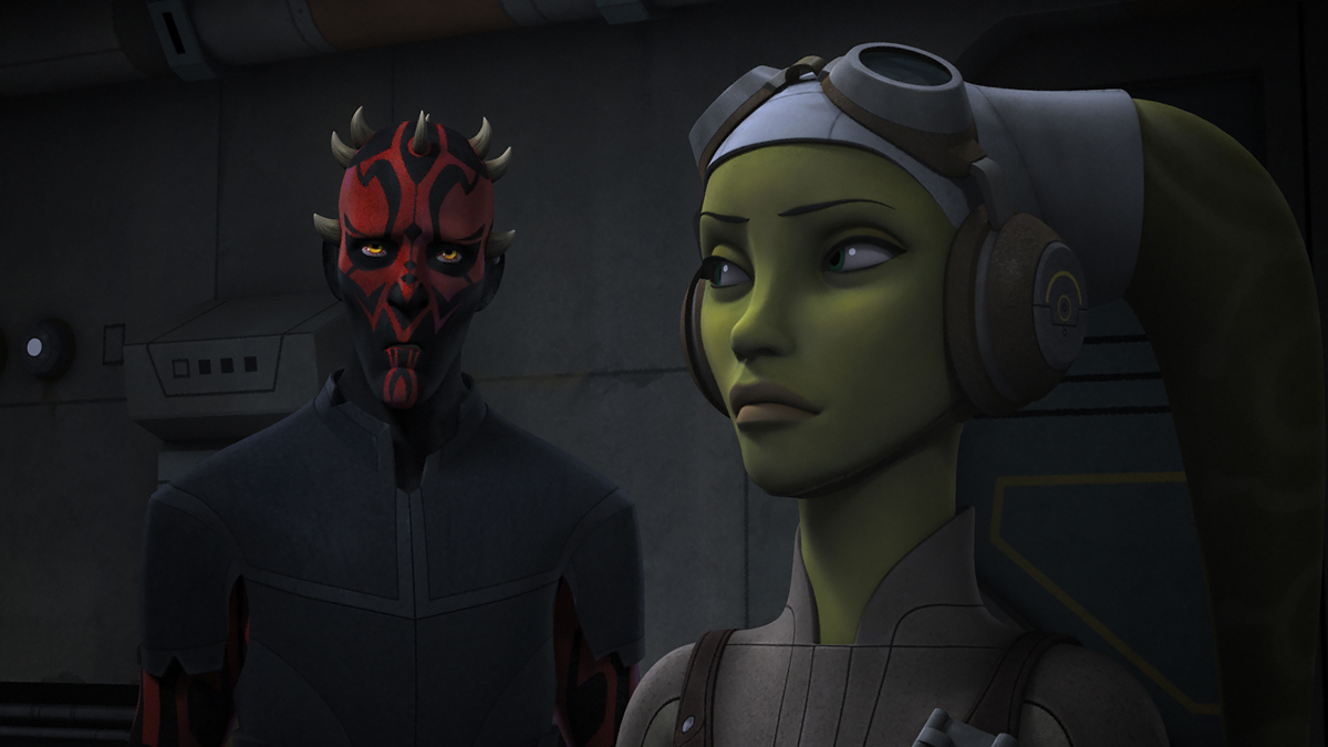 "Star Wars Rebels ""The Holocrons of Fate"""