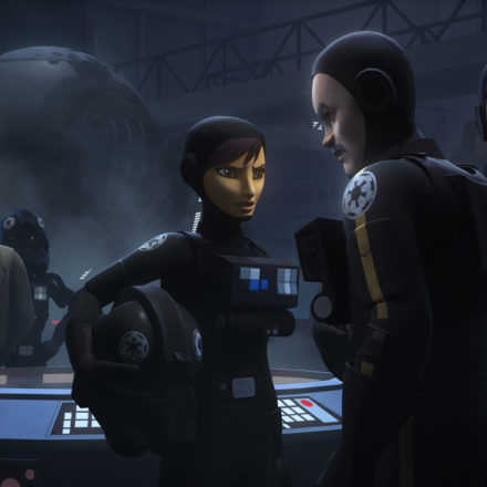 "Wedge Antilles Makes His ""Star Wars Rebels"" Debut – This Saturday!"