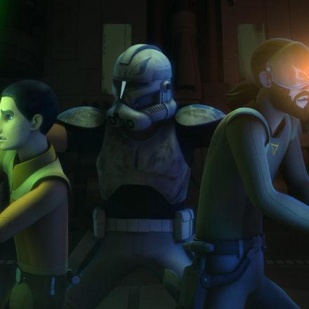 "Star Wars Rebels ""The Last Battle"""