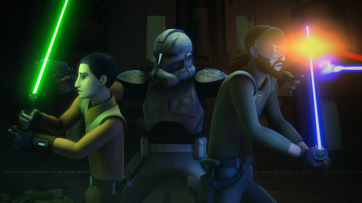 "Star Wars Rebels ""The Last Battle"""