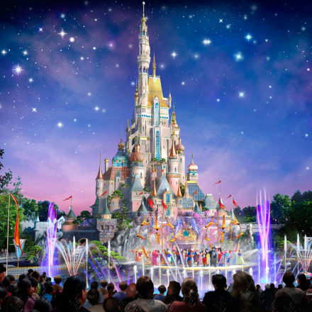Hong Kong Disneyland Expands into 2023