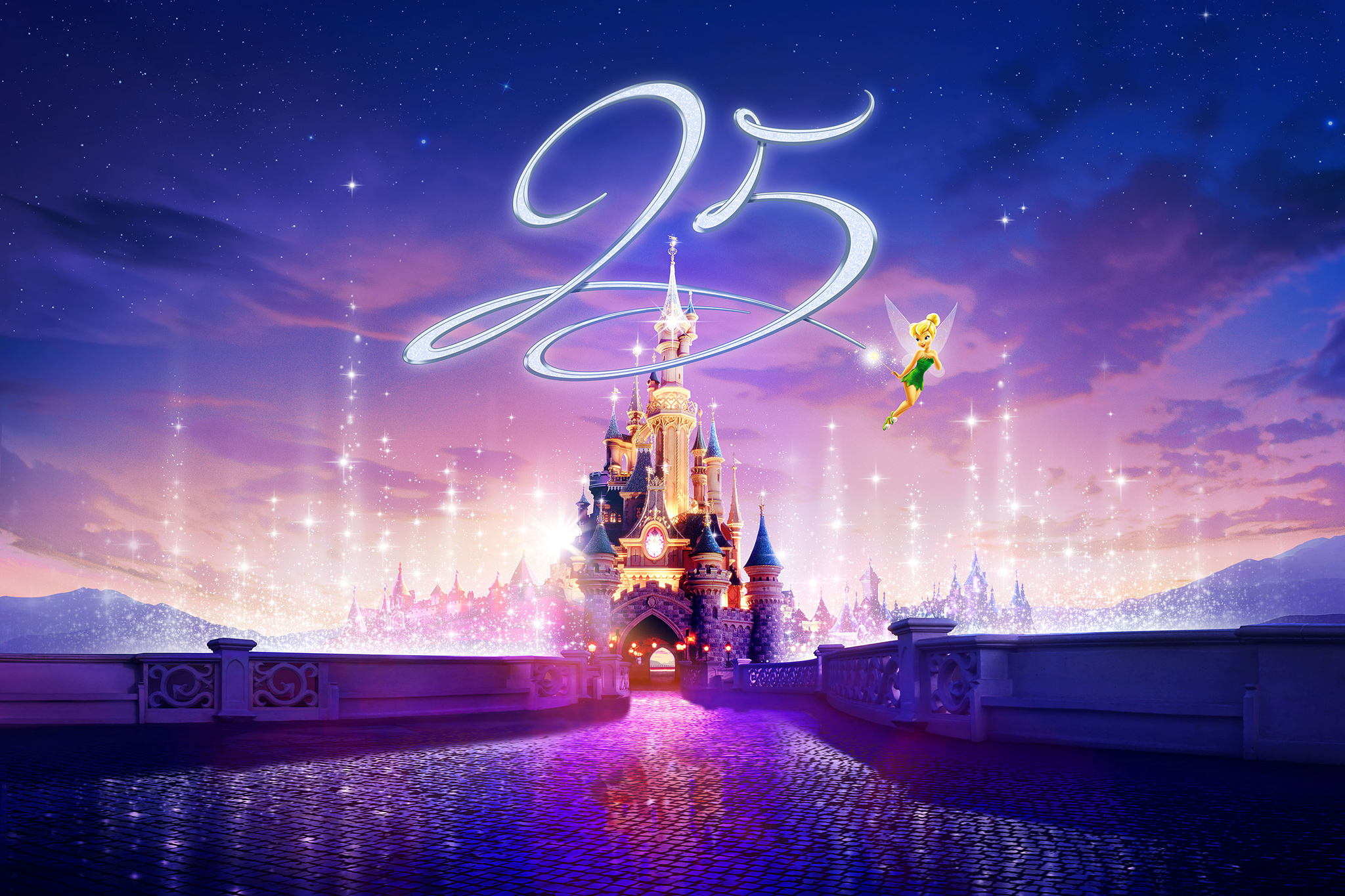 Star Tours: l'Aventure Continue to helm DLP's 25th