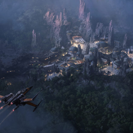 Destination D brings Star Wars Land news