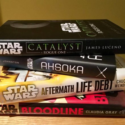 Star Wars Books 2016 – Year in Review