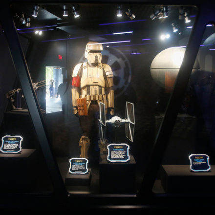 Rogue One at Star Wars Launch Bay