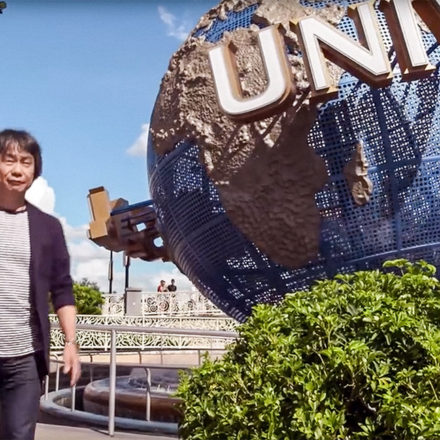 Nintendo world is about to come to Universal Studios