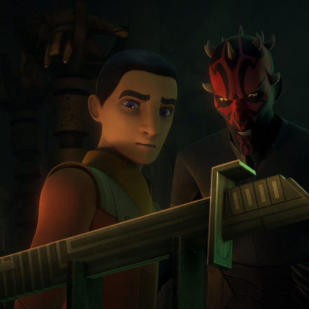 "Star Wars Rebels: ""Visions and Voices"""