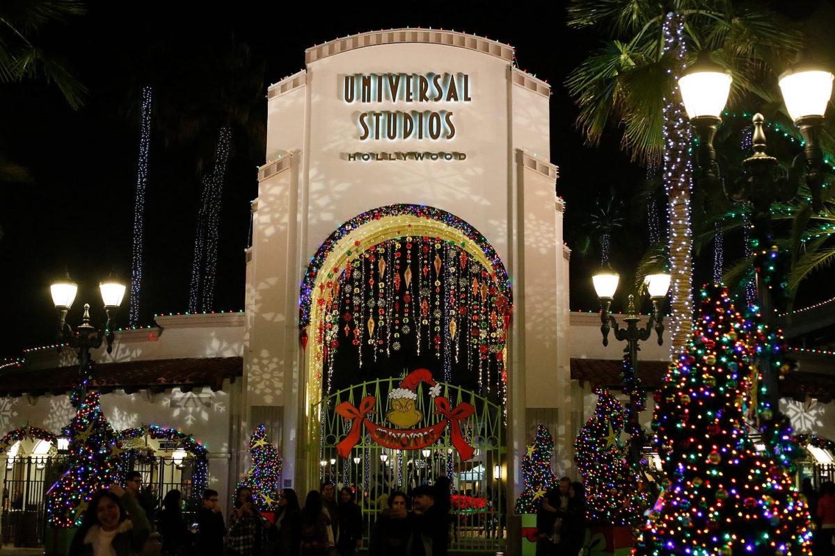 grinchmas at universal studios hollywood - When Does Universal Studios Hollywood Decorate For Christmas